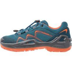 Buty sportowe damskie: Lowa INNOX GTX JUNIOR Obuwie hikingowe petrol/orange