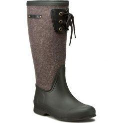 Kalosze TRETORN - Lisa Lace Wool 473278 Black 11. Czarne buty zimowe damskie Tretorn, z kauczuku. W wyprzedaży za 359,00 zł.