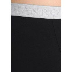 Hanro 2 PACK COTTON ESSENTIALS Panty black. Czarne bokserki męskie Hanro, z bawełny. Za 169,00 zł.