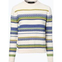 Swetry klasyczne damskie: Weekend MaxMara – Sweter damski, beżowy