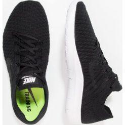 Buty do fitnessu damskie: Nike Performance FREE TR FLYKNIT 2 Obuwie treningowe black/white