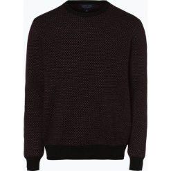 Andrew James - Sweter męski z czystego kaszmiru, czarny. Czarne swetry klasyczne męskie Andrew James, l, z futra. Za 499,95 zł.