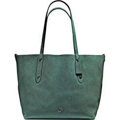 Shopper bag damskie: Coach Torba na zakupy dark turquoise/black