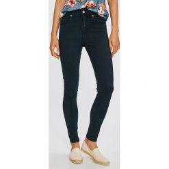 Medicine - Jeansy Ergo Soldier. Niebieskie jeansy damskie marki House, z jeansu. W wyprzedaży za 79,90 zł.