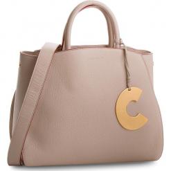 Torebka COCCINELLE - CB5 Concrete E1 CB5 18 01 01 Seashell N43. Brązowe torebki klasyczne damskie Coccinelle, ze skóry, duże. W wyprzedaży za 1189,00 zł.