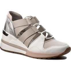 Sneakersy damskie: Sneakersy MICHAEL KORS - Beckett Trainer 43S7BKFS3L Cement/Sft Pnk