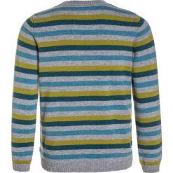 Swetry chłopięce: hessnatur Sweter petrolblau