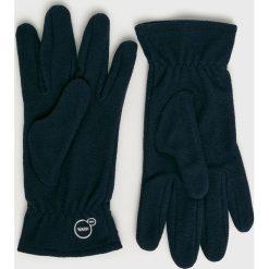 Puma - Rękawiczki. Czarne rękawiczki męskie Puma, z dzianiny. W wyprzedaży za 59,90 zł.