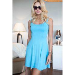 Sukienki: Sukienka Niebieska 877