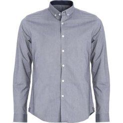 Ciemnoszara Koszula Fixed. Czarne koszule męskie marki Born2be, l, z aplikacjami, z dresówki. Za 79,99 zł.
