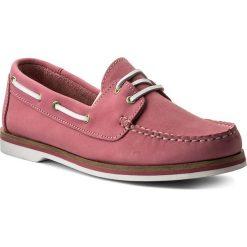 Mokasyny TAMARIS - 1-23616-20 Pink Nubuc 695. Szare mokasyny damskie marki Tamaris, z materiału. W wyprzedaży za 179,00 zł.