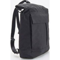 Plecak - Czarny. Czarne plecaki męskie marki Reserved. Za 119,99 zł.