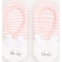 Kapcie damskie: Kapcie slippersy – Różowy