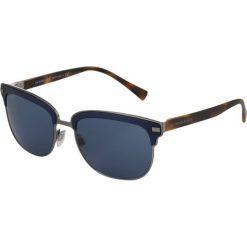 Burberry Okulary przeciwsłoneczne blue. Czarne okulary przeciwsłoneczne damskie marki Burberry. Za 1009,00 zł.