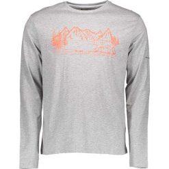 """T-shirty męskie z nadrukiem: Koszulka """"Coalesce"""" w kolorze szarym"""