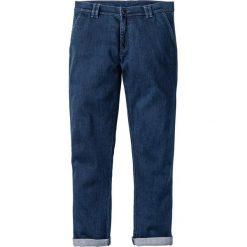 """Dżinsy chino Coolmax Regular Fit bonprix niebieski """"stone"""". Niebieskie jeansy męskie regular marki House. Za 69,99 zł."""