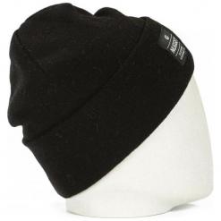 Nugget Unisex Czapka Czarny Bandit 4 Beanie. Czarne czapki damskie Nugget. Za 83,00 zł.