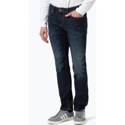 Tommy Jeans - Jeansy męskie – Scanton, niebieski. Niebieskie jeansy męskie Tommy Jeans. Za 449,95 zł.