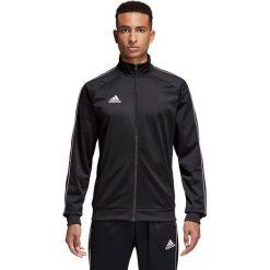 Bejsbolówki męskie: Adidas Bluza męska Core 18 Pes Jkt czarna r. XS (CE9053)