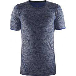 Odzież termoaktywna męska: Craft Koszulka Męska Active Comfort Ss Niebieska Xl