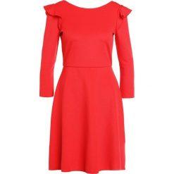 MAX&Co. PLATEA Sukienka letnia red. Czerwone sukienki letnie marki MAX&Co., m, z elastanu. W wyprzedaży za 384,50 zł.