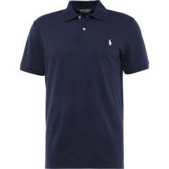 Polo Ralph Lauren Golf SHORT SLEEVE KNIT Koszulka polo french navy. Niebieskie koszulki do golfa męskie Polo Ralph Lauren Golf, m, z bawełny. Za 419,00 zł.