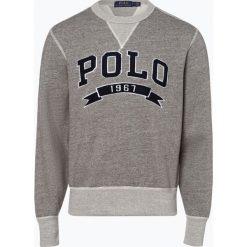 Polo Ralph Lauren - Męska bluza nierozpinana, zielony. Zielone bluzy męskie rozpinane Polo Ralph Lauren, l, z napisami. Za 499,95 zł.
