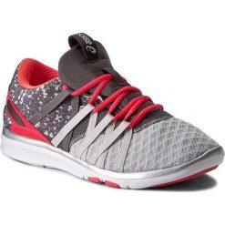 Buty ASICS - Gel-Fit Yui S750N Glacier/Paradise Green/Diva Pink 9687. Czarne buty do fitnessu damskie marki Asics. W wyprzedaży za 279,00 zł.
