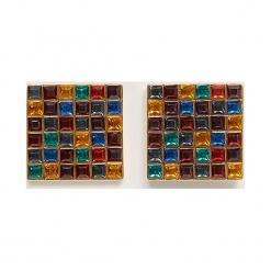 Mango - Kolczyki Quito. Brązowe kolczyki damskie Mango, metalowe. Za 59,90 zł.