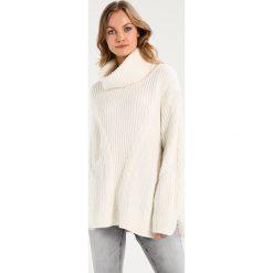 Banana Republic Sweter ivory. Białe swetry klasyczne damskie Banana Republic, xl, z materiału. W wyprzedaży za 412,30 zł.