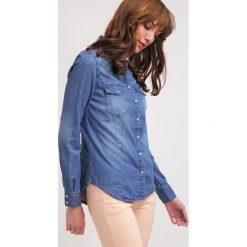Koszule wiązane damskie: Vero Moda VERA Koszula medium blue