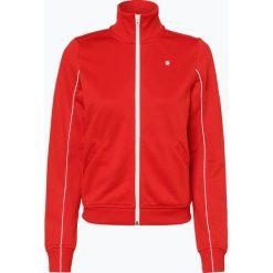 G-Star - Damska bluza rozpinana, czerwony. Czerwone bluzy rozpinane damskie G-Star, l. Za 439,95 zł.