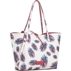 Torebka DESIGUAL - 18SAXPFL 1001. Białe torebki klasyczne damskie marki Desigual, ze skóry ekologicznej, duże. W wyprzedaży za 179,00 zł.