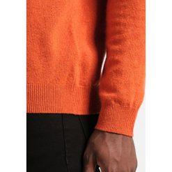 Swetry męskie: Benetton Sweter orange