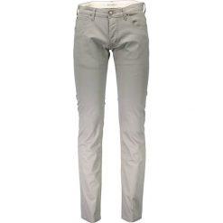Rurki męskie: Spodnie w kolorze szarym