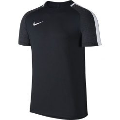 Nike Koszulka męska M NK DRY TOP SS SQD PRIME L czarna r. M (846029 010). Czarne koszulki sportowe męskie Nike, l. Za 119,00 zł.