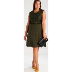 Sukienki hiszpanki: Anna Field Curvy Sukienka z dżerseju green/black