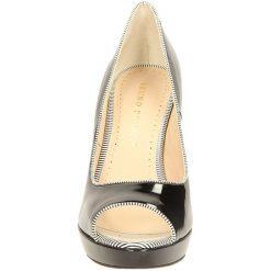 CZÓŁENKA BRUNO PREMI X1700X. Szare buty ślubne damskie Casu, na koturnie. Za 399,99 zł.