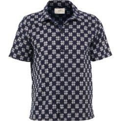 Folk GABE Koszula indigo check. Niebieskie koszule męskie na spinki Folk, m, z bawełny. W wyprzedaży za 395,85 zł.