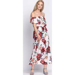 Sukienki: Biała Sukienka Lonely Hour