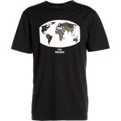 T-shirty męskie z nadrukiem: Cayler & Sons SIERRA BRAVO TEE Tshirt z nadrukiem black reflective