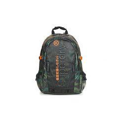 Plecaki Superdry  MESH TARP BACKPACK. Zielone plecaki damskie Superdry, z meshu. Za 279,20 zł.