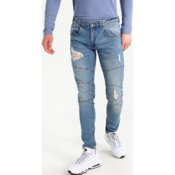 Redefined Rebel STOCKHOLM WORKER Jeans Skinny Fit skyway blue. Niebieskie rurki męskie marki Redefined Rebel. Za 209,00 zł.
