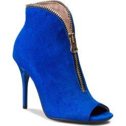 Botki OLEKSY - 1999/956/000/000/000 Niebieski. Szare buty zimowe damskie marki Oleksy, ze skóry. W wyprzedaży za 269,00 zł.