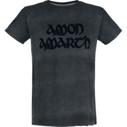 T-shirty męskie z nadrukiem: Amon Amarth EMP Signature Collection T-Shirt ciemnoszary