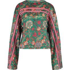 Bluzy rozpinane damskie: Jaded London FUNNEL NECK JUMPER WITH TAPE DETAIL Bluza mutli