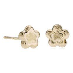 Kolczyki damskie: RABAT Złote Kolczyki – złoto żółte 585