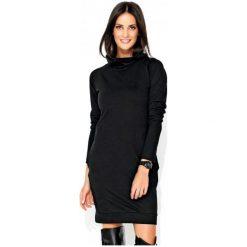 Numinou Sukienka Damska 36 Czarny. Czarne sukienki hiszpanki Numinou, z golfem. Za 189,00 zł.