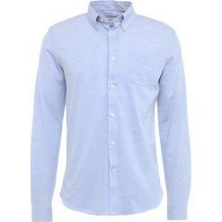 Koszule męskie na spinki: CLOSED BASIC Koszula blau