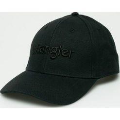 Wrangler - Czapka. Czarne czapki z daszkiem męskie Wrangler. Za 129,90 zł.